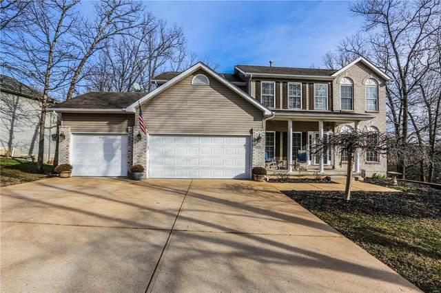 416 Trinity Ridge, Pevely, MO 63070 (#21001021) :: Matt Smith Real Estate Group