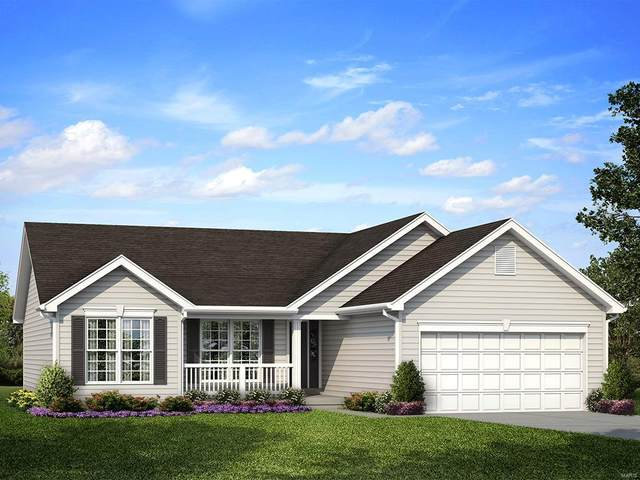 1 Hickory @ Cobblestone Crossing, O'Fallon, MO 63366 (#21001045) :: St. Louis Finest Homes Realty Group