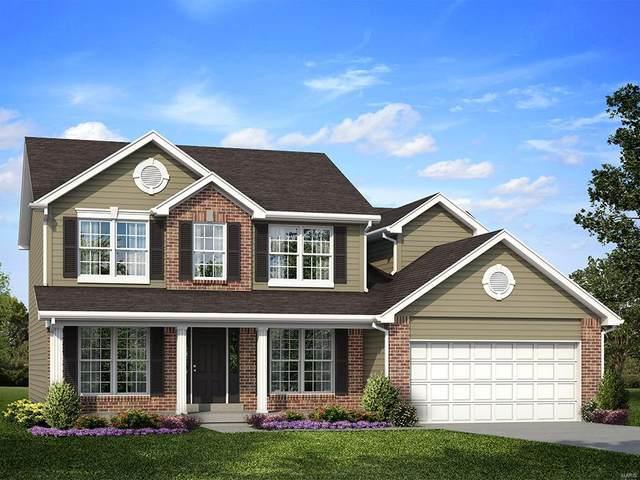 1 Hermitage II @ Cobblestone Cro, O'Fallon, MO 63366 (#21001051) :: St. Louis Finest Homes Realty Group