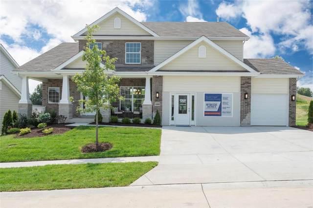 1 Pin Oak @ Cobblestone Crossing, O'Fallon, MO 63366 (#21001065) :: St. Louis Finest Homes Realty Group