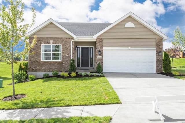 1 @ Aspen II At Lexington Manors, Wentzville, MO 63385 (#21001073) :: Clarity Street Realty