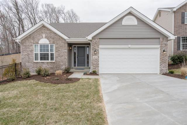 1 @ Maple At Lexington Manors, Wentzville, MO 63385 (#21001088) :: Parson Realty Group