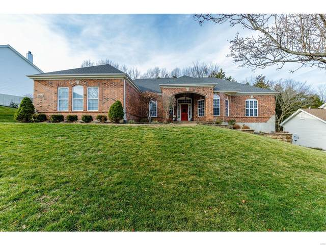 1621 Misty Hollow Court, Wildwood, MO 63038 (#21001090) :: Kelly Hager Group | TdD Premier Real Estate