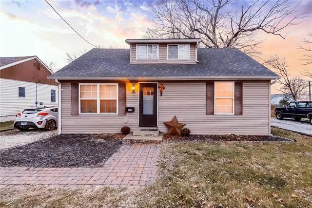 903 Portland Avenue, Collinsville, IL 62234 (#21001104) :: Fusion Realty, LLC