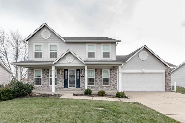 1118 Sunny Ridge, O'Fallon, MO 63366 (#21001113) :: PalmerHouse Properties LLC