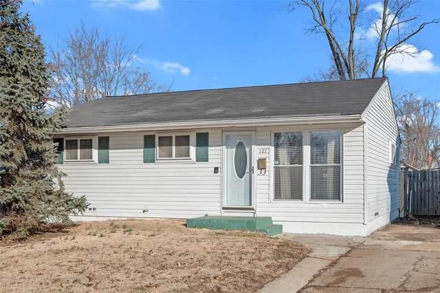 127 Grampian Road, St Louis, MO 63137 (#21001167) :: Parson Realty Group