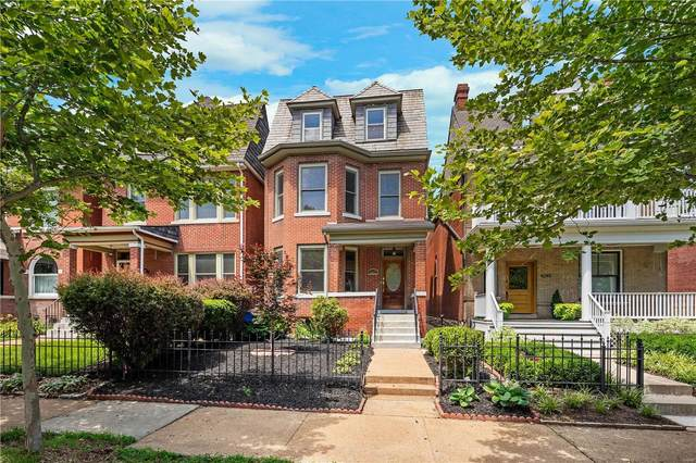 4249 Maryland Avenue, St Louis, MO 63108 (#21001182) :: Parson Realty Group