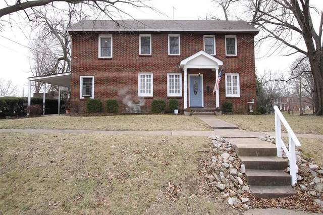 603 E 12th Street, Alton, IL 62002 (#21001201) :: Fusion Realty, LLC