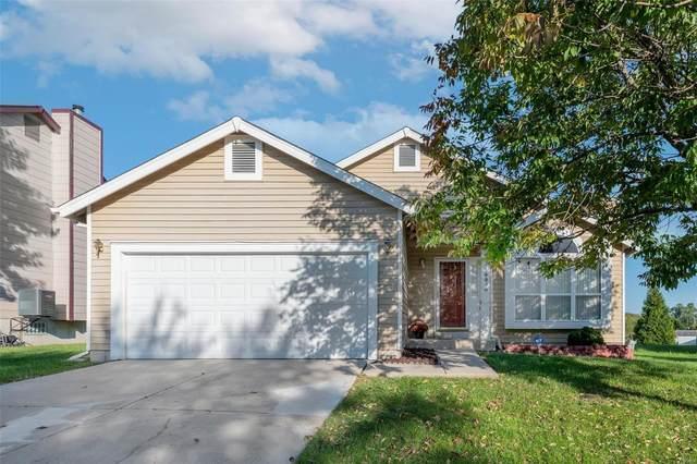 14444 Williamsburg Manor Drive, Florissant, MO 63034 (#21001210) :: RE/MAX Professional Realty