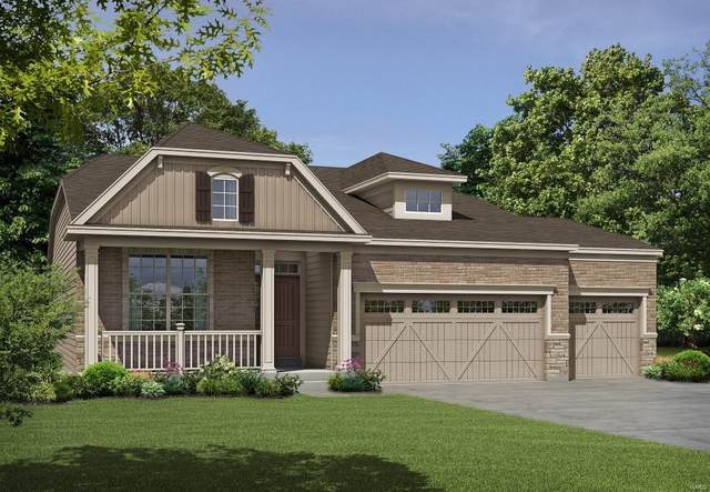 728 Myatt Drive, Wentzville, MO 63385 (#21001211) :: Hartmann Realtors Inc.