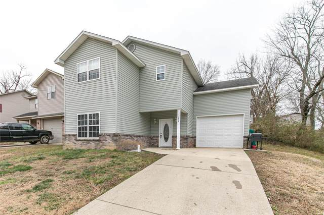 1410 Tremont, Poplar Bluff, MO 63901 (#21001226) :: Parson Realty Group