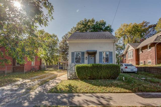 415 N 5th Street, Belleville, IL 62220 (#21001227) :: Matt Smith Real Estate Group