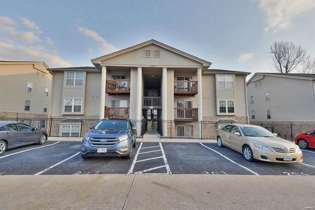 2524 Creve Coeur Mill Rd #10, Maryland Heights, MO 63043 (#21001233) :: St. Louis Finest Homes Realty Group