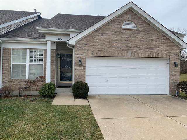 109 Hunters Run, Eureka, MO 63025 (#21001238) :: The Becky O'Neill Power Home Selling Team