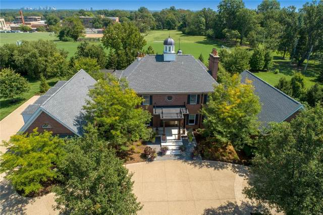 18 Huntleigh Woods, Huntleigh, MO 63131 (#21001242) :: Kelly Hager Group | TdD Premier Real Estate