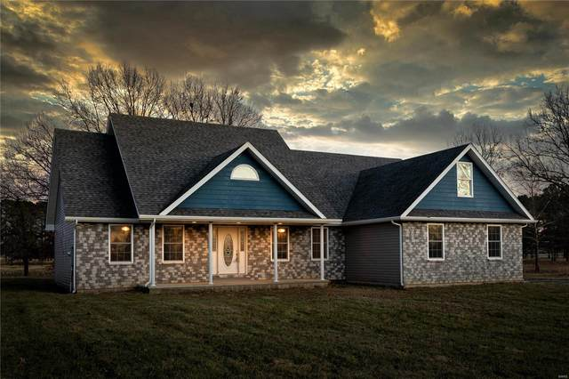 304 Mcvicker Drive, Energy, IL 62933 (#21001256) :: The Becky O'Neill Power Home Selling Team