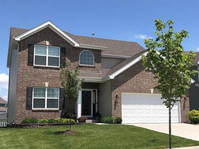 1 @ Royal II At Lexington Manors, Wentzville, MO 63385 (#21001267) :: Clarity Street Realty