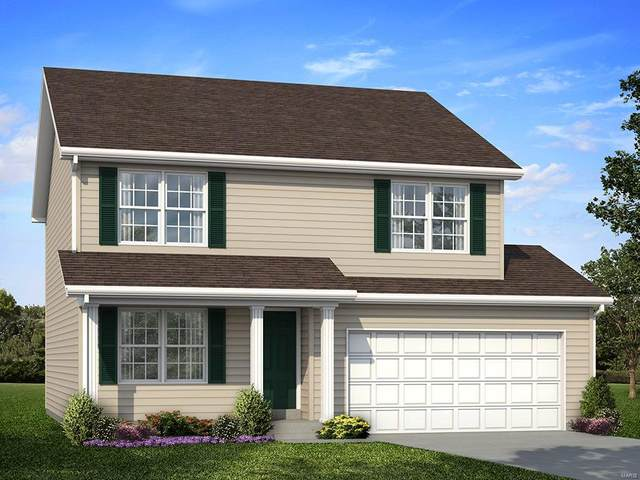 1 @ Sterling At Lexington Manors, Wentzville, MO 63385 (#21001268) :: Parson Realty Group