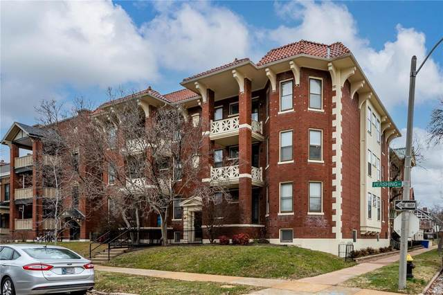 6105 Pershing Avenue 2E, St Louis, MO 63112 (#21001271) :: Tarrant & Harman Real Estate and Auction Co.