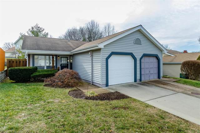 556 Spring Glen Drive, Ballwin, MO 63021 (#21001275) :: St. Louis Finest Homes Realty Group
