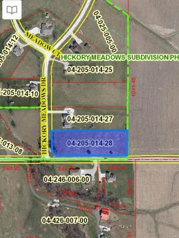 0 Hickory Meadows Drive, Jerseyville, IL 62052 (#21001312) :: Tarrant & Harman Real Estate and Auction Co.