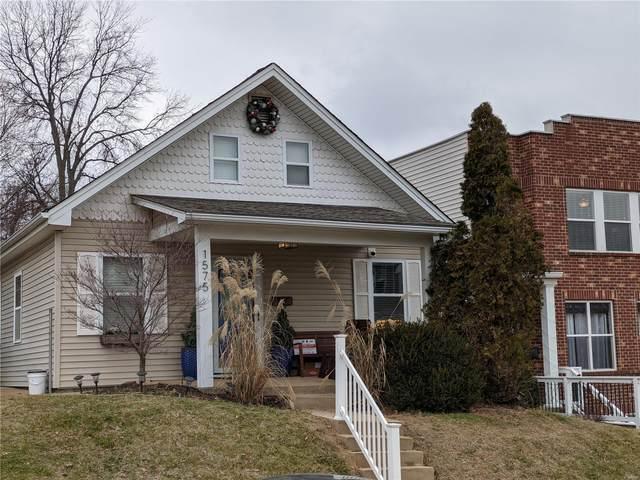 1575 Fairmount Avenue, St Louis, MO 63139 (#21001325) :: Parson Realty Group