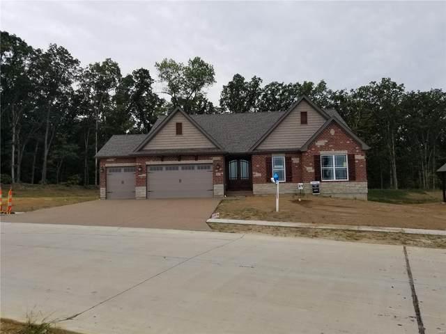 521 Stonewolf Creek Drive, Wentzville, MO 63385 (#21001339) :: PalmerHouse Properties LLC