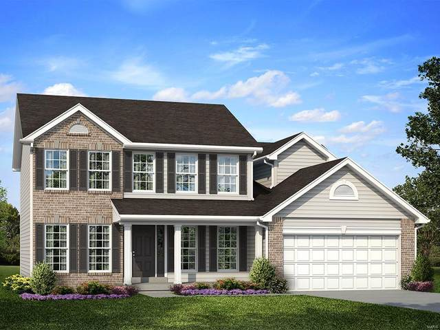 1 @ Hermitage II At Wyndstone En, Lake St Louis, MO 63367 (#21001345) :: Clarity Street Realty