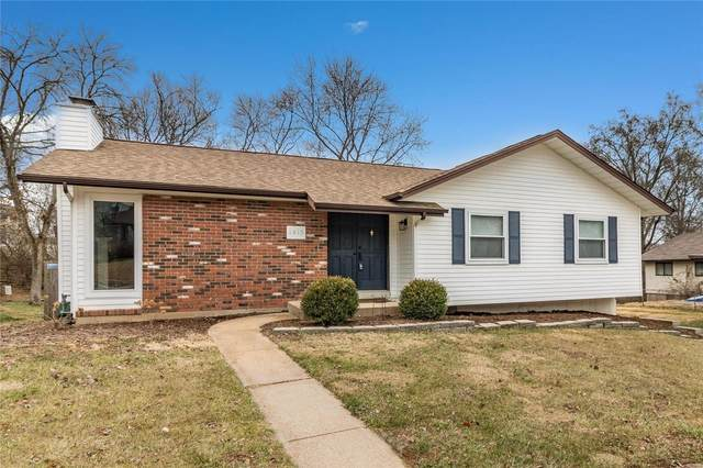 1415 Weatherby Drive, St Louis, MO 63146 (#21001354) :: The Becky O'Neill Power Home Selling Team