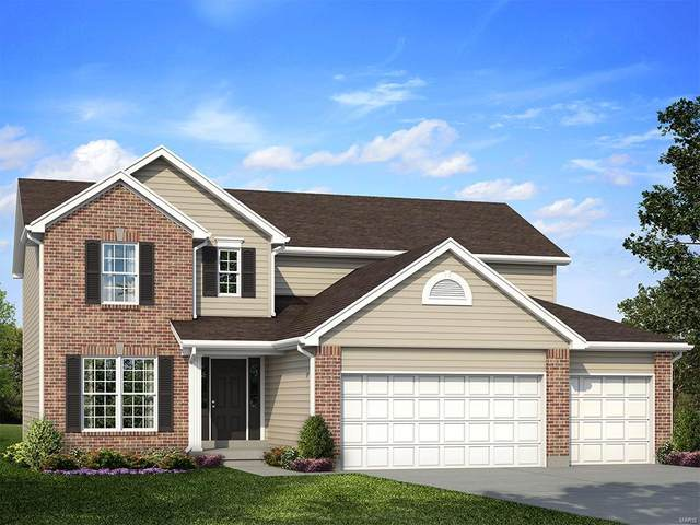 1 Nottingham @ Encl At Wyndstone, Lake St Louis, MO 63367 (#21001355) :: St. Louis Finest Homes Realty Group