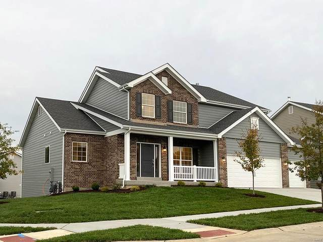 1 @ Pin Oak At Wyndstone Encl, Lake St Louis, MO 63367 (#21001359) :: Clarity Street Realty