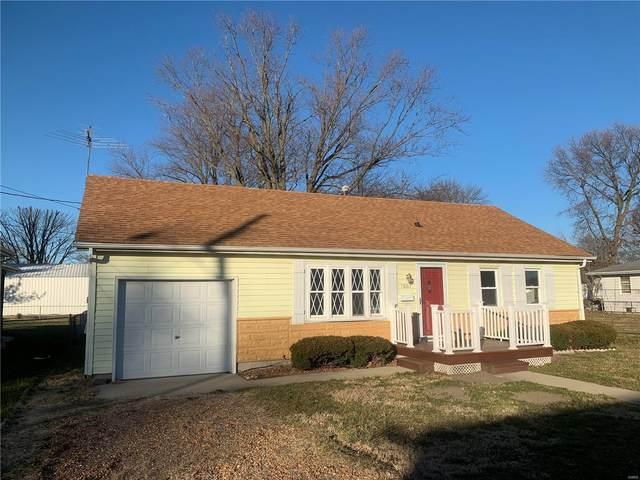 1007 W Exchange Street, Jerseyville, IL 62052 (#21001366) :: Clarity Street Realty