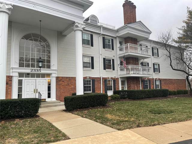 2335 Manor Grove #18, Chesterfield, MO 63017 (#21001397) :: Realty Executives, Fort Leonard Wood LLC