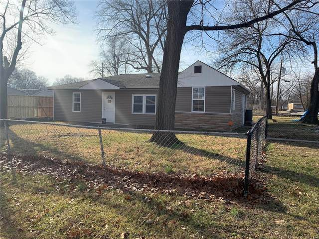 2701 Black Lane, Collinsville, IL 62234 (#21001406) :: St. Louis Finest Homes Realty Group