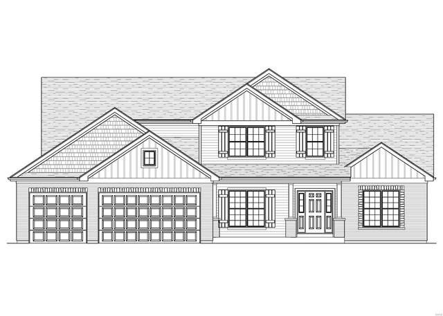 311 Wilmer Valley (Lot 184 Uc) Drive, Wentzville, MO 63385 (#21001448) :: Parson Realty Group