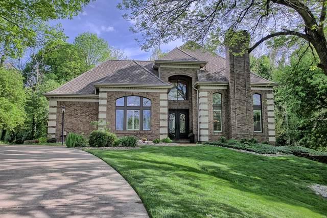 32 Country Club Drive, Edwardsville, IL 62025 (#21001456) :: Hartmann Realtors Inc.