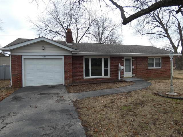 4310 S Park, Belleville, IL 62226 (#21001459) :: The Becky O'Neill Power Home Selling Team