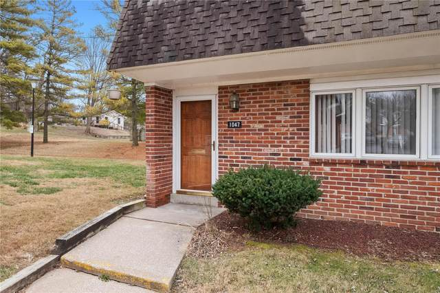 1047 Lafayette Court, Collinsville, IL 62234 (#21001493) :: Fusion Realty, LLC