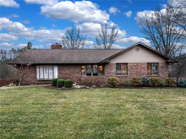 38 Cheshire Drive, Maryville, IL 62062 (#21001519) :: The Becky O'Neill Power Home Selling Team