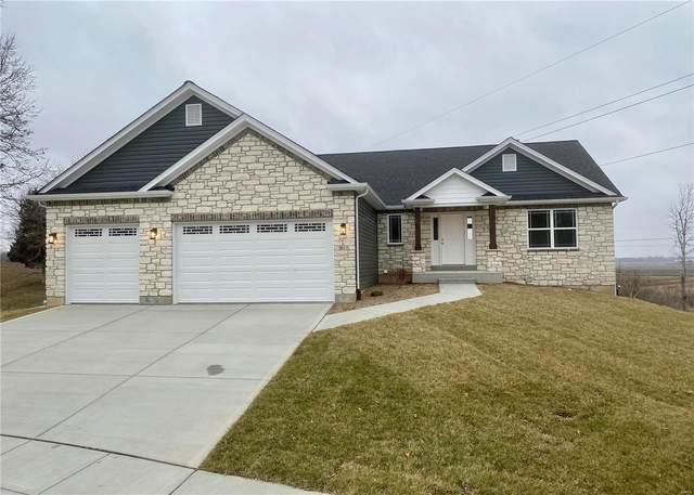917 Bullpen Drive, O'Fallon, MO 63366 (#21001543) :: PalmerHouse Properties LLC