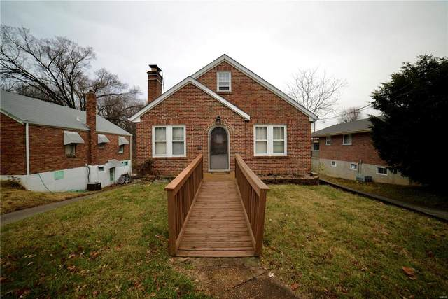 3604 Brown Road, St Louis, MO 63114 (#21001566) :: Parson Realty Group