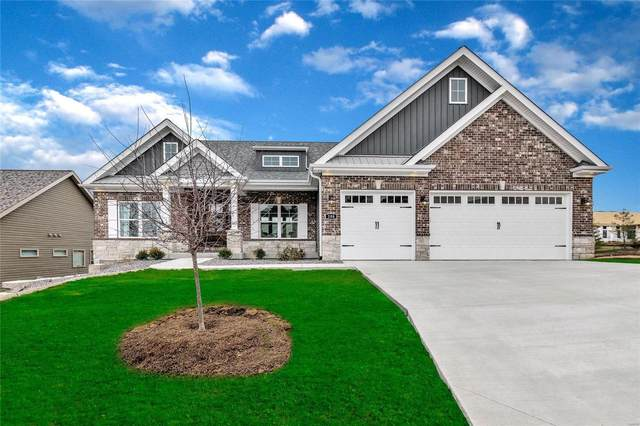 9 Cedar Springs Court, Lake St Louis, MO 63367 (#21001567) :: PalmerHouse Properties LLC