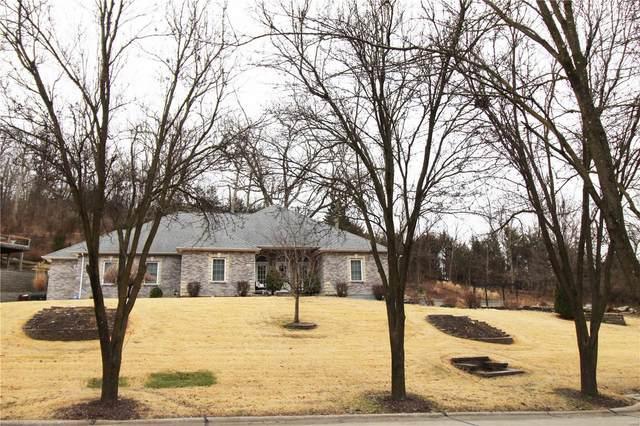 324 Hays Hill Drive, Fenton, MO 63026 (#21001570) :: PalmerHouse Properties LLC