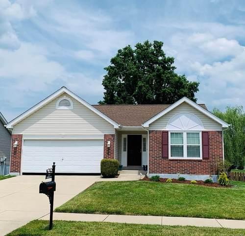 2837 Smokehouse Way, Belleville, IL 62221 (#21001581) :: Fusion Realty, LLC