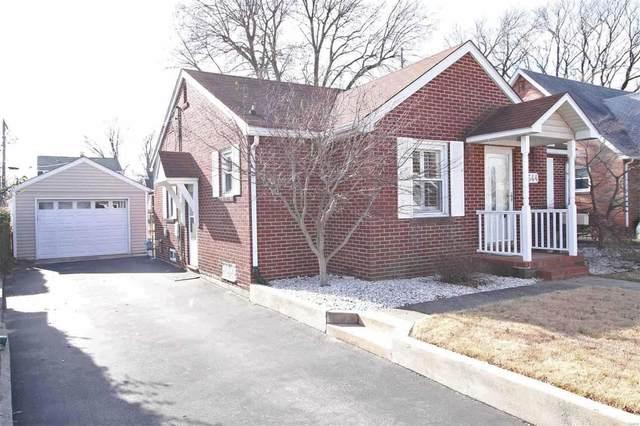 644 Halloran Avenue, Wood River, IL 62095 (#21001593) :: Parson Realty Group