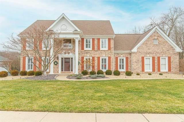 1412 Wildhorse Parkway Drive, Wildwood, MO 63005 (#21001596) :: Kelly Hager Group | TdD Premier Real Estate