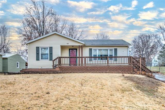 162 E Rosewood Drive, East Alton, IL 62024 (#21001614) :: St. Louis Finest Homes Realty Group