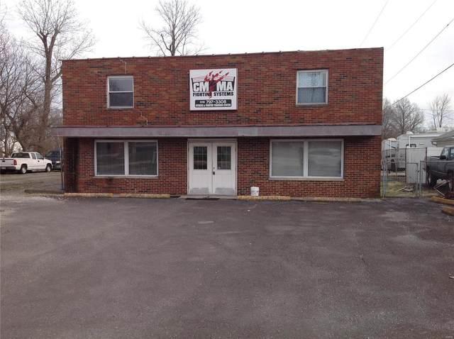 4124 Pontoon, Granite City, IL 62040 (MLS #21001621) :: Century 21 Prestige
