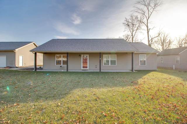 442 Sinclair Avenue, South Roxana, IL 62087 (#21001622) :: Tarrant & Harman Real Estate and Auction Co.