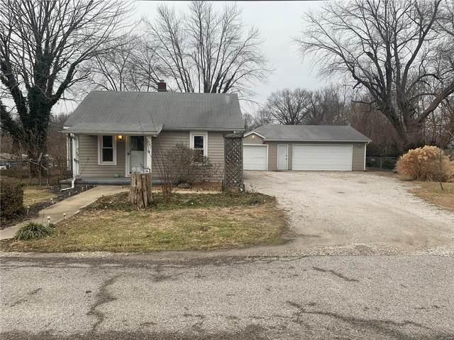731 S 12th Street, Belleville, IL 62220 (#21001678) :: Clarity Street Realty